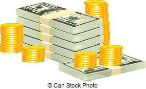 Realistic Vector Money .-Realistic Vector Money .-17