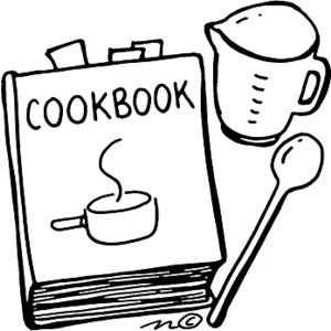 Recipe Book Free Clipart-Recipe Book Free Clipart-14