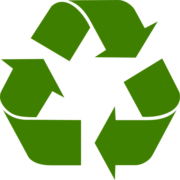 Recycle clip art free clipart .