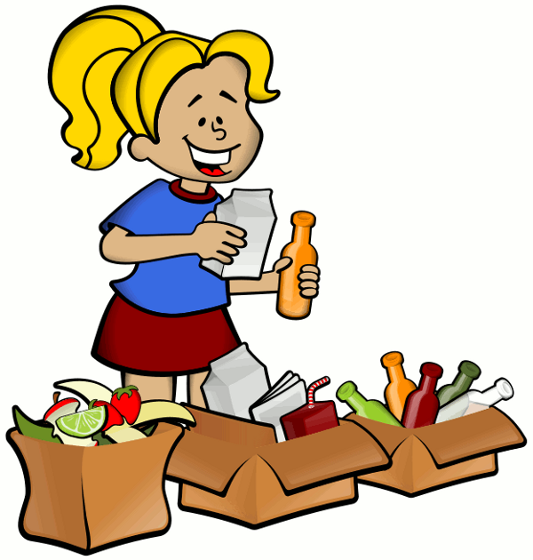 Recycle Clip Art .-Recycle clip art .-6