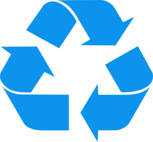 Recycle free recycling clip art clipart image