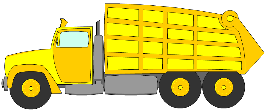 Recycling truck clipart; Trash Truck Cli-Recycling truck clipart; Trash Truck Clipart; Garbage Trucks Pictures ...-15