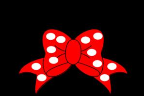 red minnie mouse clip art-red minnie mouse clip art-0
