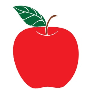 Red Apple Clip Art Clipart Best