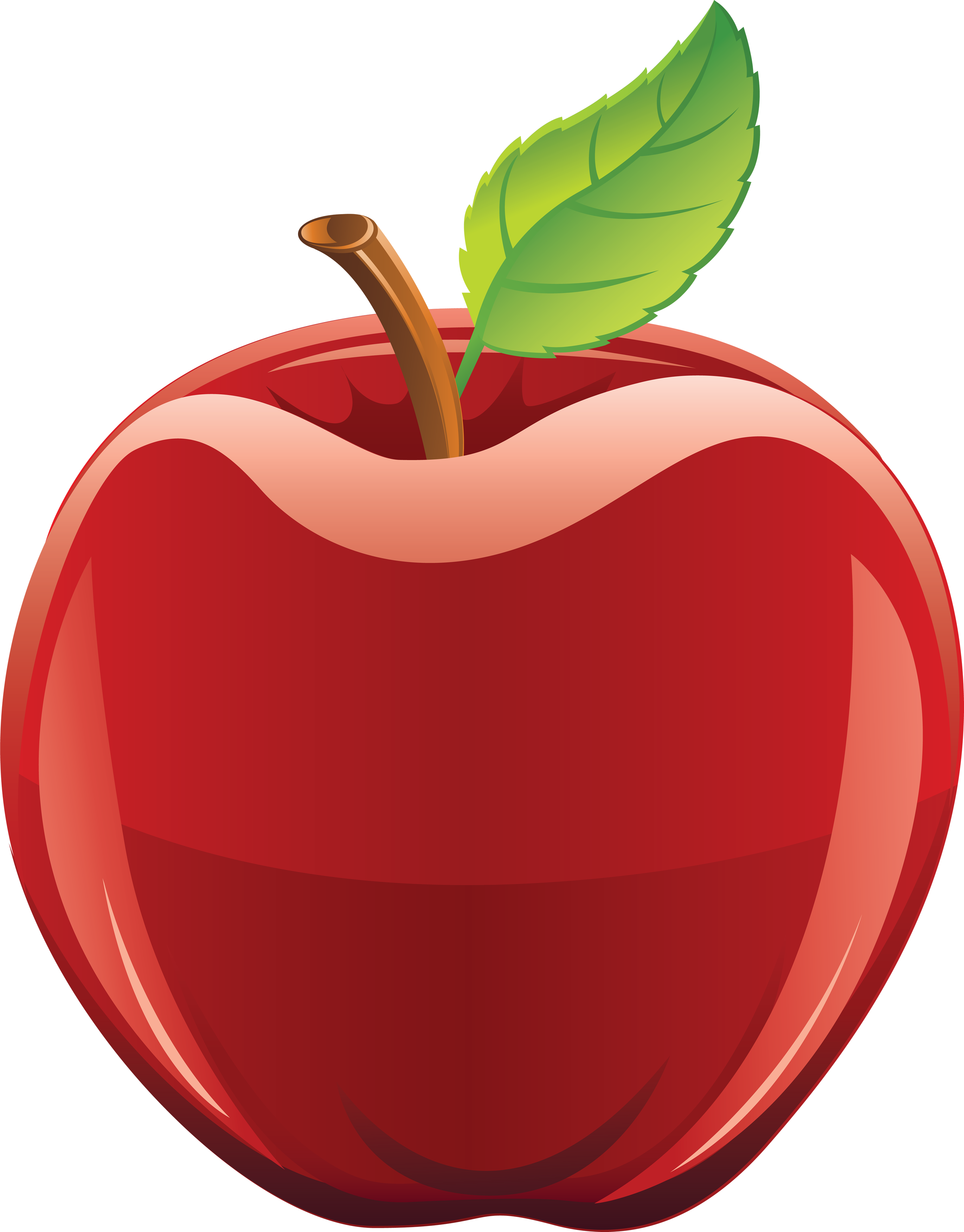 Red apple clipart free clipart images-Red apple clipart free clipart images-18