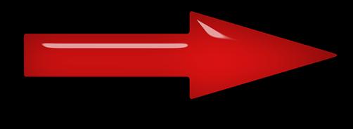 red arrow glass shadow-red arrow glass shadow-3