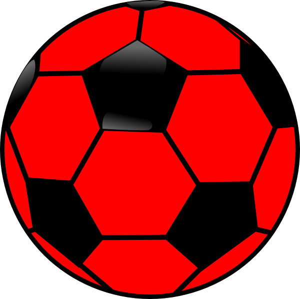 Red Ball Clipart Red And Black