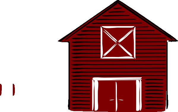 Red Barn Clip Art-Red Barn Clip Art-12