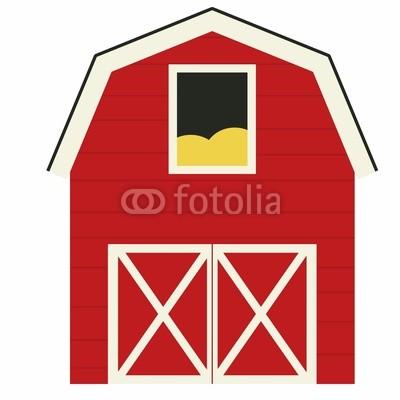 Red Barn Clip Art Red Barn