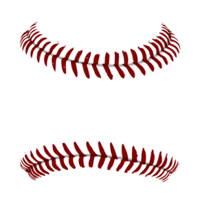 Red Baseball 1 Clip Art At Clker Com Vector Clip Art Online Royalty