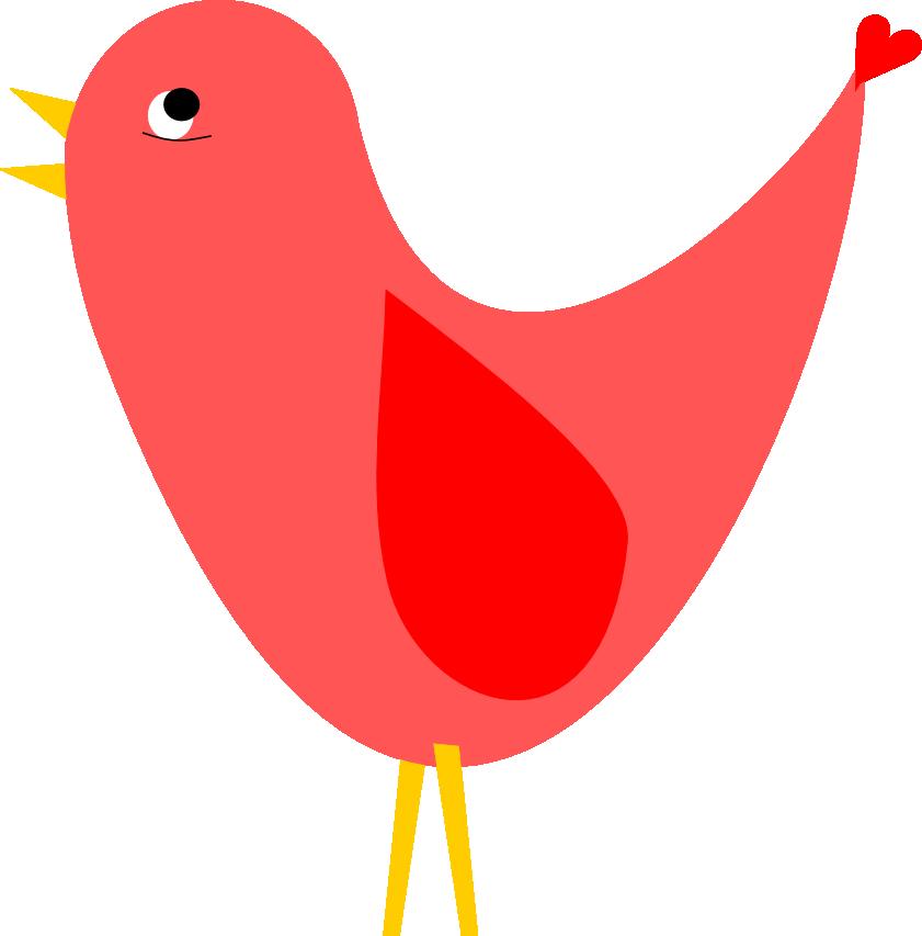 Red Birds Clipart Clipart Best-Red Birds Clipart Clipart Best-11
