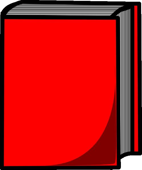 Red Book Clip Art