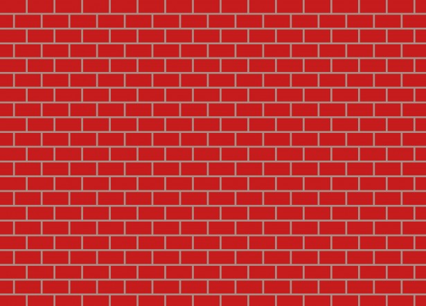 Red Brick Wall Clipart By Dawn Hudson-Red Brick Wall Clipart By Dawn Hudson-12