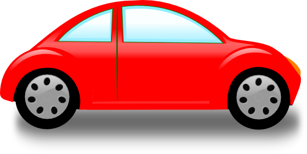Red Car Clip Art At Clker Com Vector Clip Art Online Royalty Free