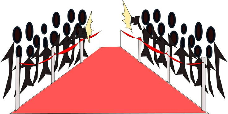 Red Carpet Clip Art | red carpet - public domain clip art image @ wpclipart clipartall.com | Famous!! | Pinterest | Public domain, Carpets and Art