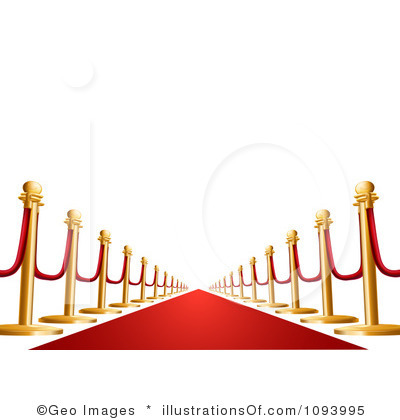 Red Carpet Free Clipart #1