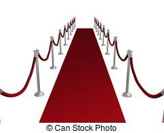 ... Red Carpet - Illustration Of A Red C-... Red Carpet - Illustration of a red carpet entrance-15
