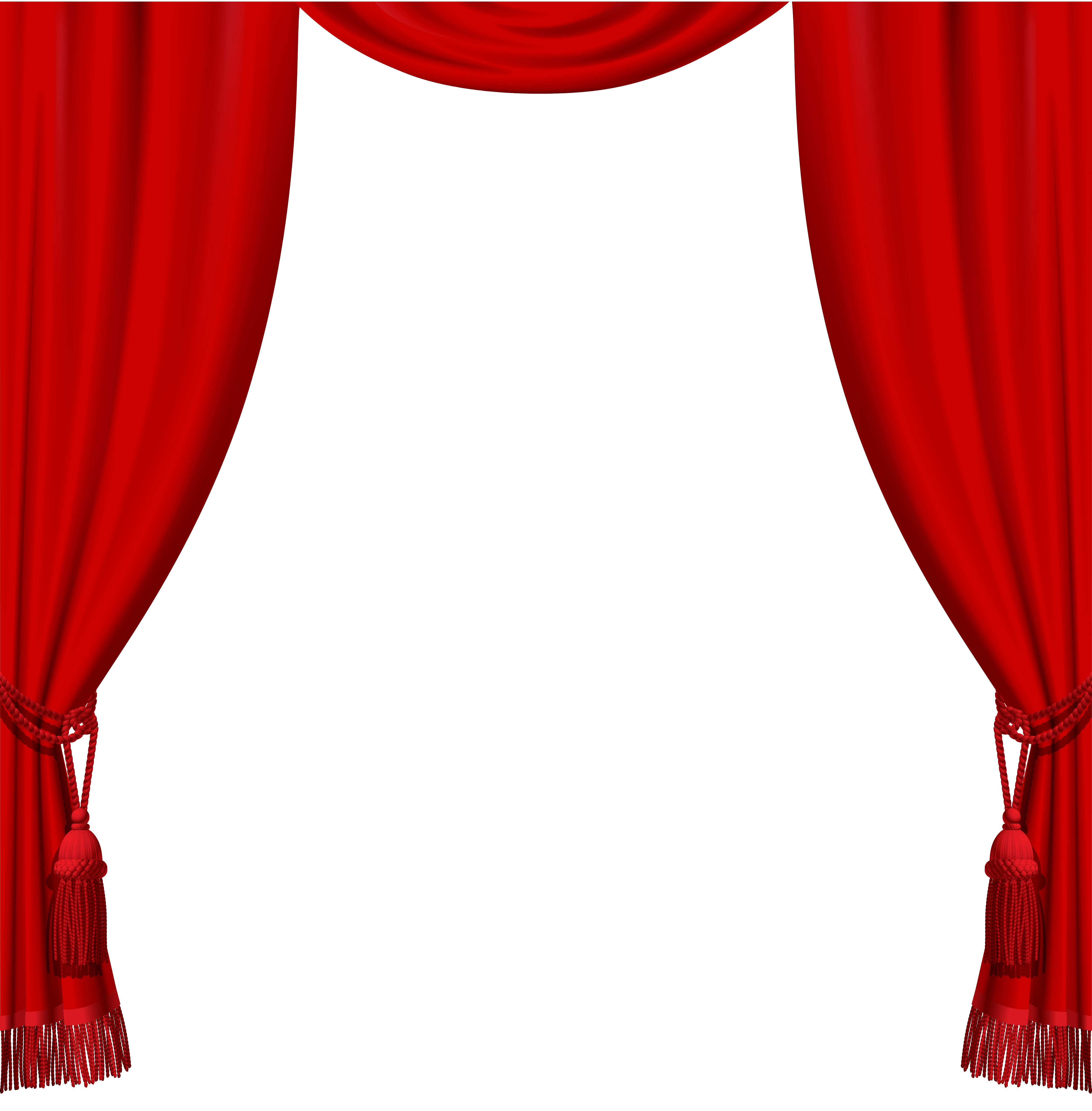 Red Curtain Clip Art-Red Curtain Clip Art-14