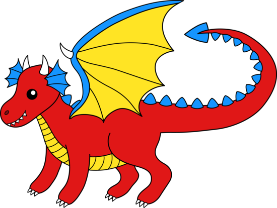Red Dragon Clipart Free Clip Art Images-Red Dragon Clipart Free Clip Art Images-8