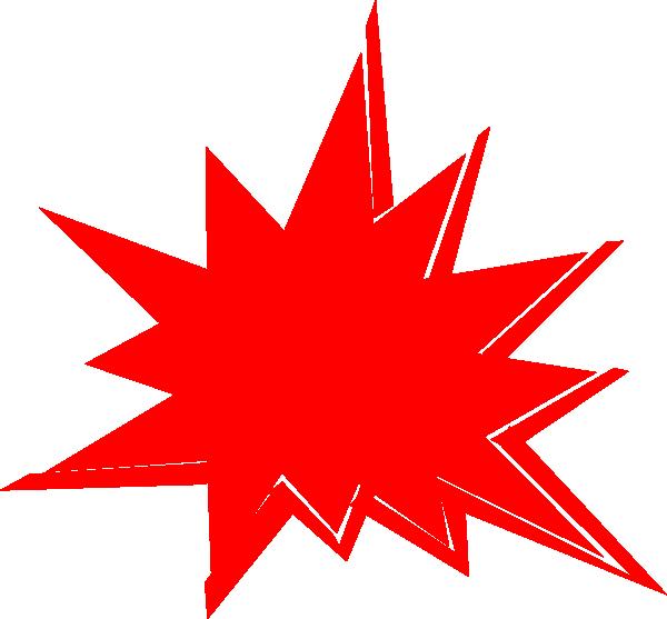 Red Explosion Clip Art-Red Explosion Clip Art-10