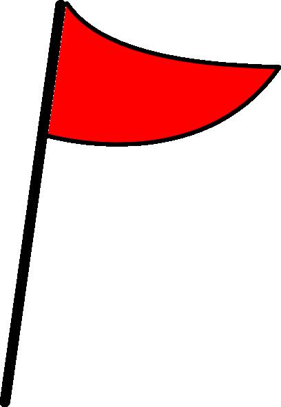 Red Flag Clip Art-Red Flag Clip Art-6