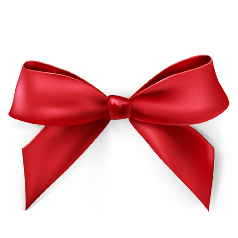 Red Gift Bow Vector Oh No She Just Gave -Red Gift Bow Vector Oh No She Just Gave Me A Gift-14