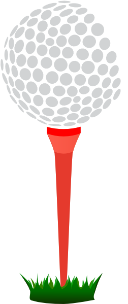 Red Golf Tee Clip Art At Clker Com Vecto-Red Golf Tee Clip Art At Clker Com Vector Clip Art Online Royalty-15