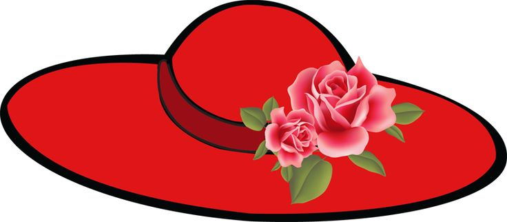 ... Red Hat Society, Red Hats And Clip A-... Red hat society, Red hats and Clip art-18