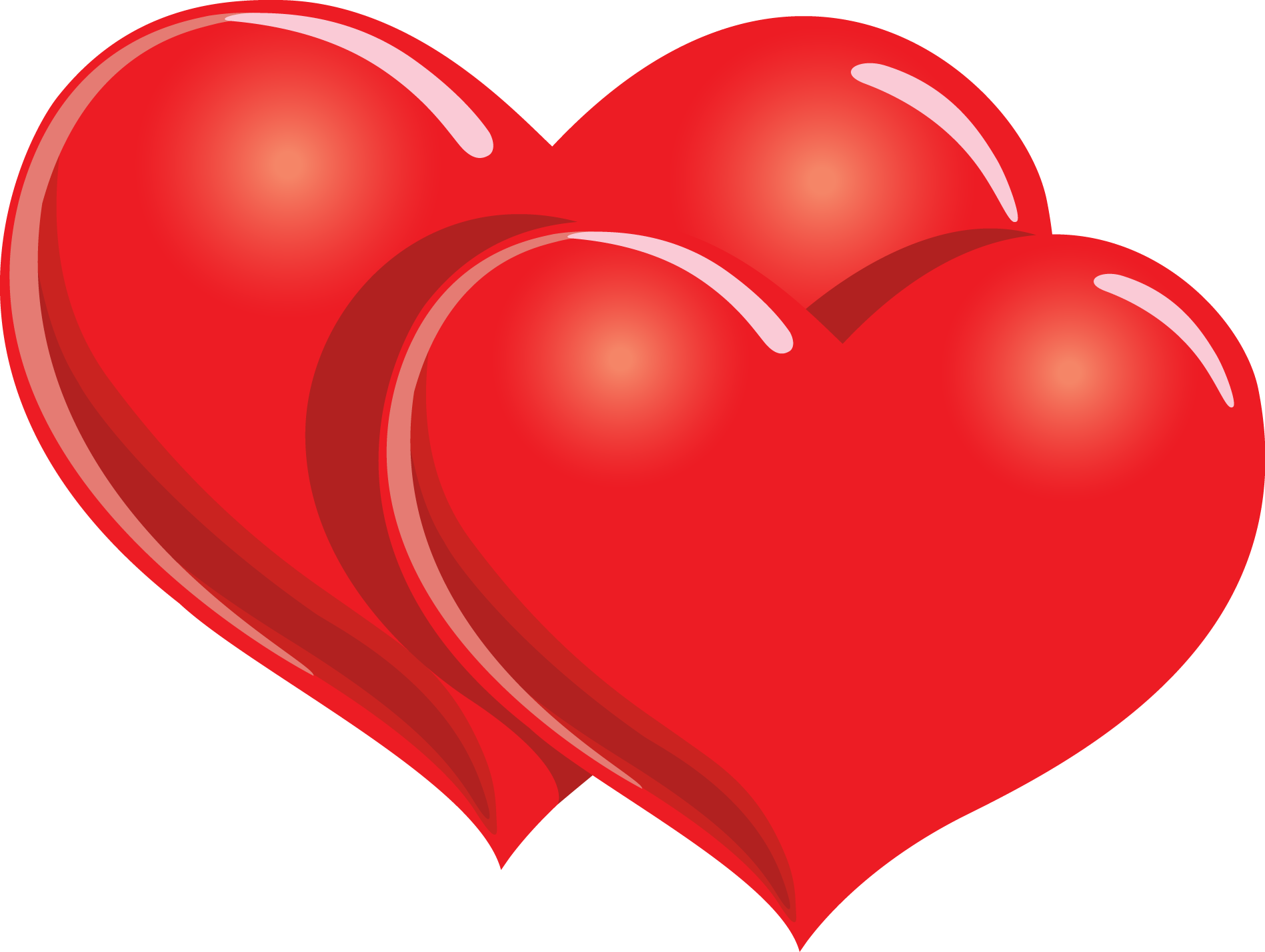 ... red-heart-clipart-5 ...
