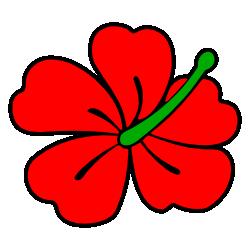 60 Hibiscus Clip Art Clipartlook