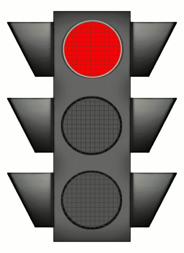 Red Light Clip Art ..-Red Light Clip Art ..-4