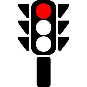 Red Light Clip .-Red Light Clip .-3