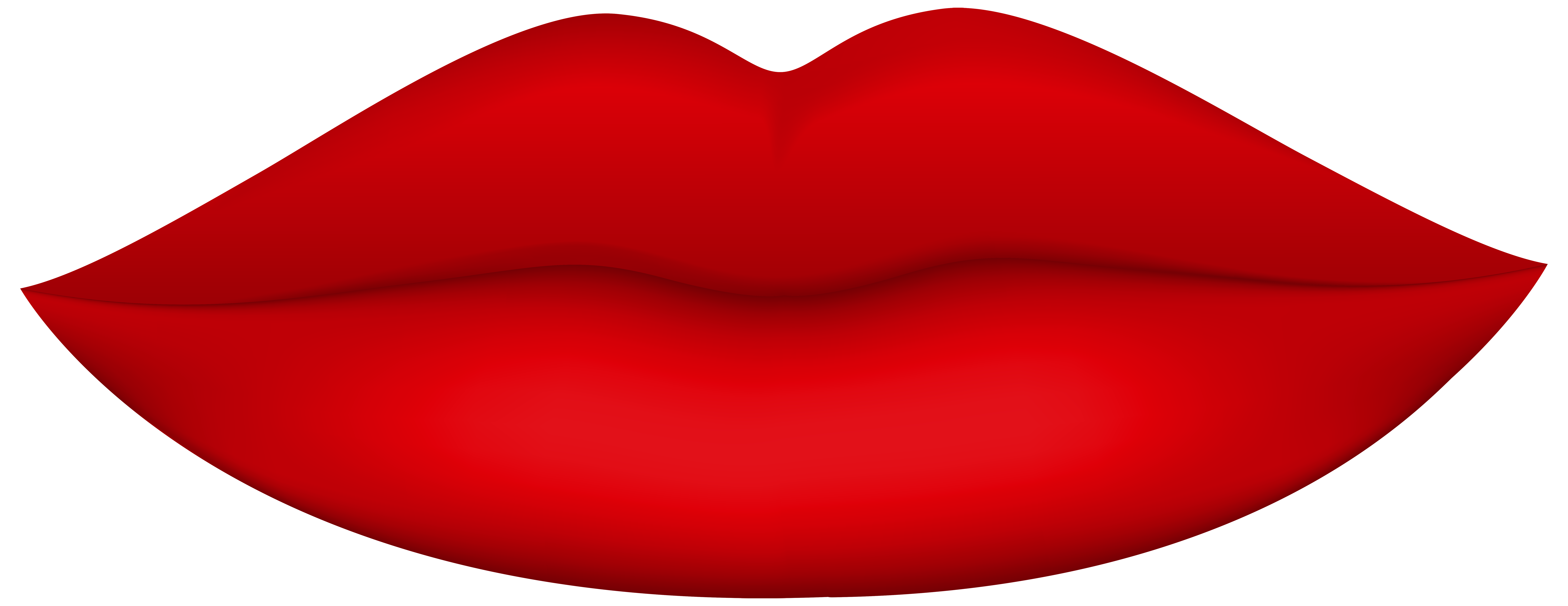 Red Lips PNG Clip Art - Red Lips Clip Art