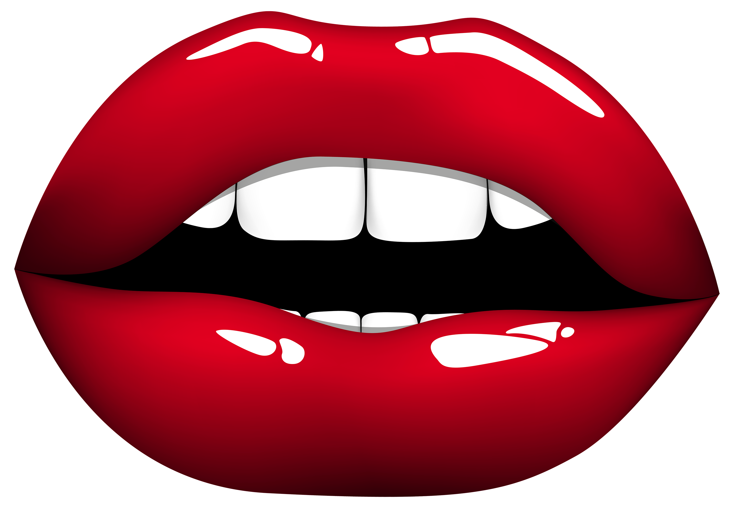 Red Lips PNG Clipart-Red Lips PNG Clipart-11