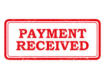 Red Payment Received Stamp Or Sticker Ro-Red Payment Received Stamp or Sticker Royalty Free Stock Photo-19