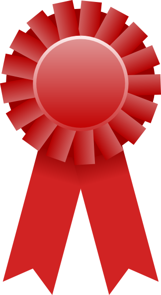 Red ribbon clip art at clker . Download -Red ribbon clip art at clker . Download this image as:-2
