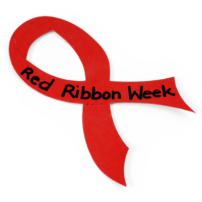 ... Red ribbon week clip art ...-... Red ribbon week clip art ...-3