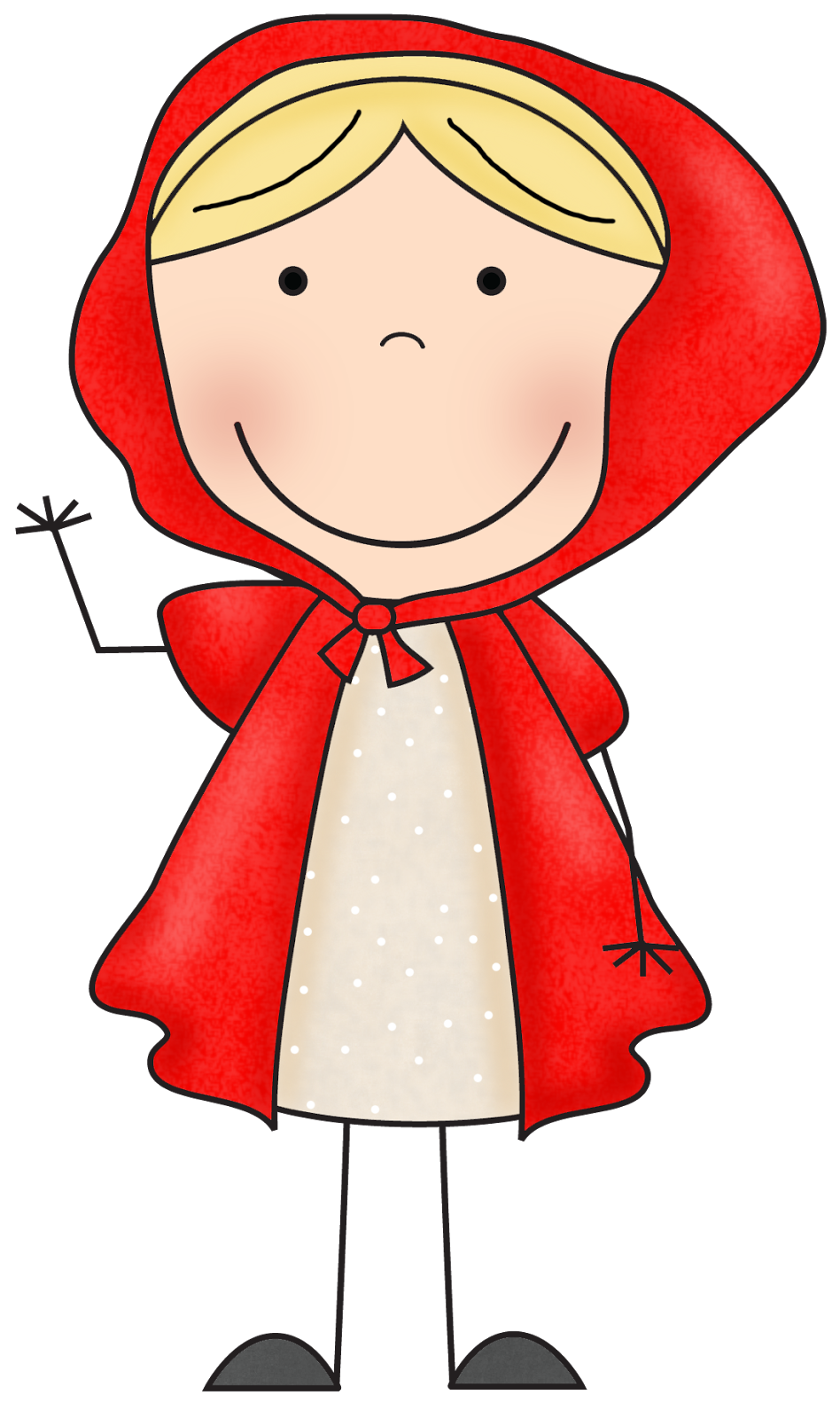 Red Riding Hood Clipart Cliparts Co