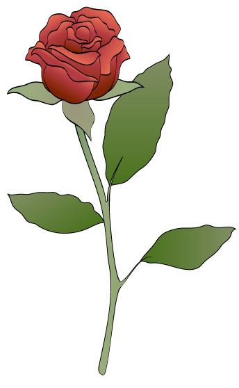 Red roses, Clip art and Roses .
