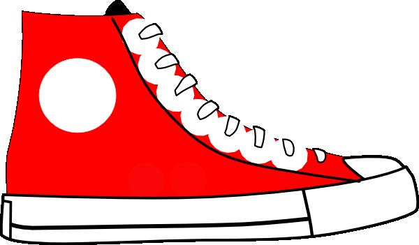 Red Shoe Clip Art-Red Shoe Clip Art-3