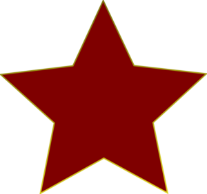 red star clipart u2013 Clipart Free Download .