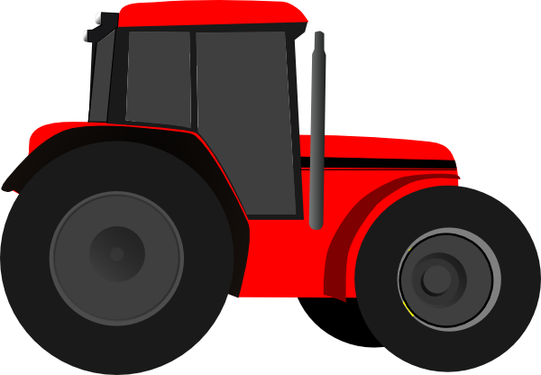 Red Tractor Clipart Clipart Panda Free C-Red Tractor Clipart Clipart Panda Free Clipart Images-8