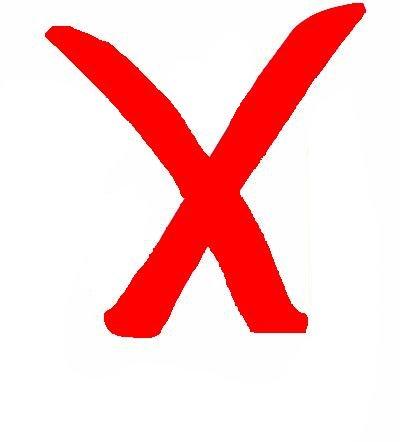 ... Red X Clipart - Clipartall ...-... Red X Clipart - clipartall ...-11
