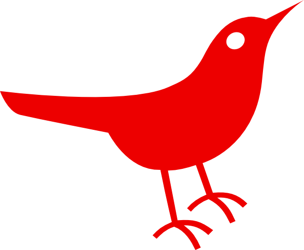 Redbird clip art - vector clip art online, royalty free public