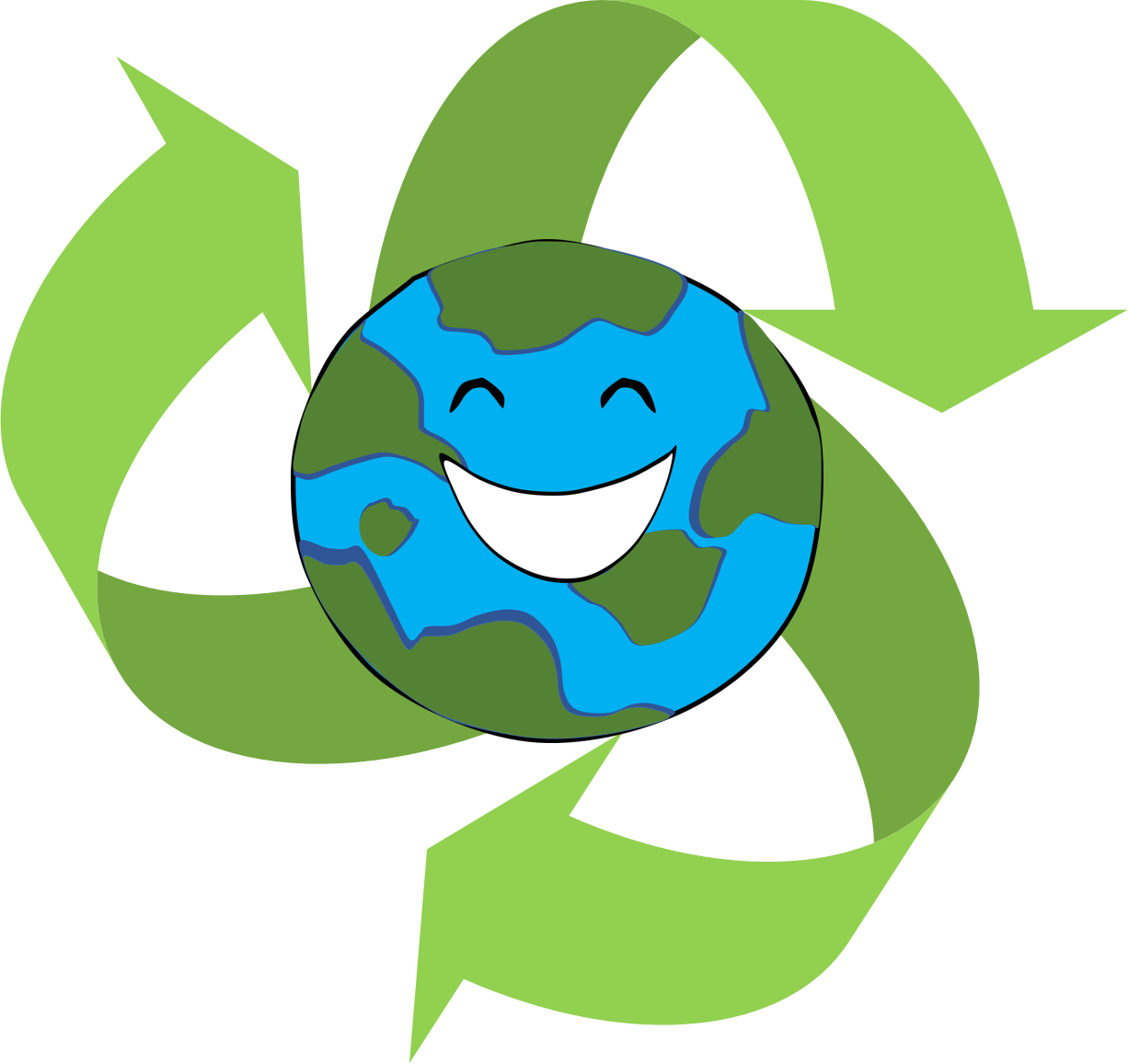 Reduce Reuse Recycle Clipart Club-Reduce reuse recycle clipart club-12