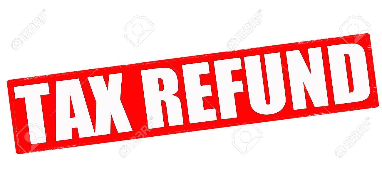 Refund Clipart income tax