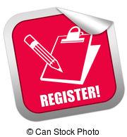 Register sticker