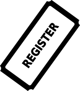 Register Ticket Button Clip Art