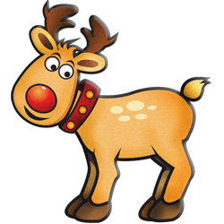 Reindeer Clip Art-Reindeer Clip Art-11