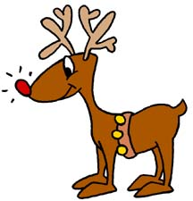 Reindeer Clip Art-Reindeer Clip Art-9